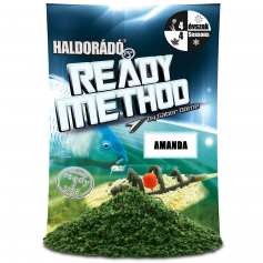 Haldorádó Ready Method Etetőanyag Amanda