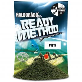 Haldorádó Ready Method Etetőanyag Pisty