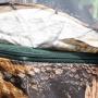 Delphin Terepszínű PVC Sátras Horgászernyő 250cm