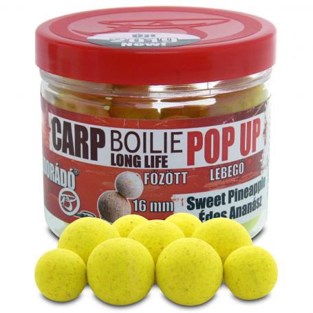 Haldorádó Pop Up Főzött lebegő Bojli