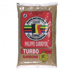 VDE Turbo Barna Etetőanyag