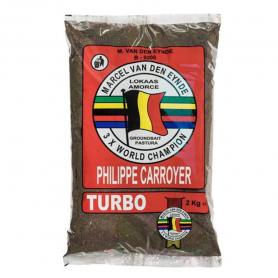 VDE Turbo Fekete Etetőanyag