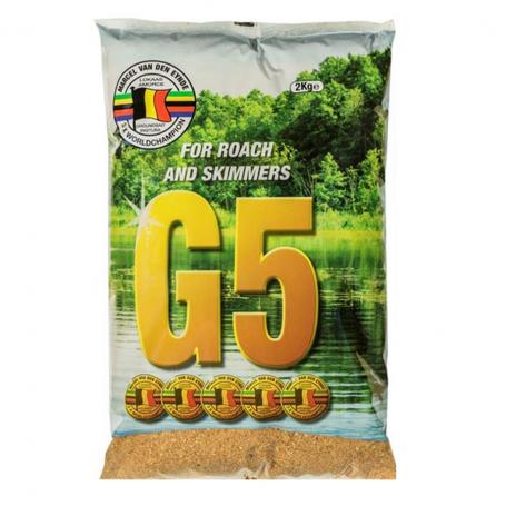 VDE G5 Barna Etetőanyag