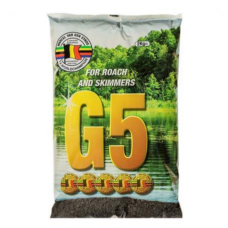 VDE G5 Fekete Etetőanyag
