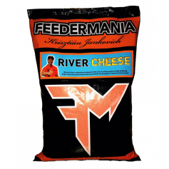 FEEDERMANIA River Cheese Etetőanyag