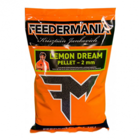 FEEDERMANIA Lemon Dream Pellet