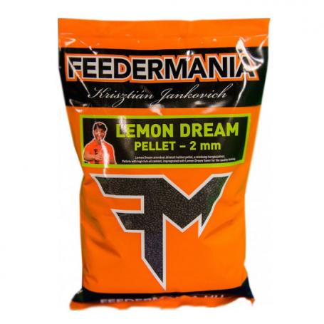 FEEDERMÁNIA Lemon Dream Pellet 2mm