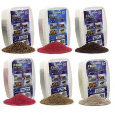 Haldorádó Fluo Micro Method Feed Pellet