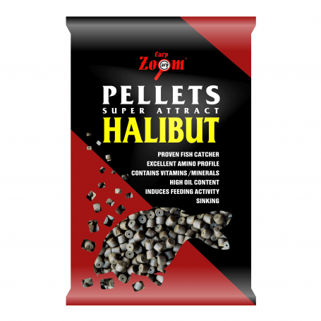 Carp Zoom Halibut Pellet