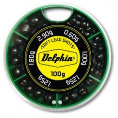 Delphin Soft Ólomkészlet Zöld