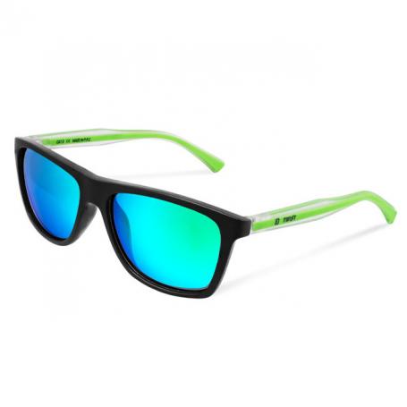 Delphin SG Twist Napszemüveg zöld lencsével
