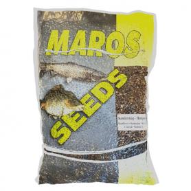 Maros Mix Főtt Kendermag