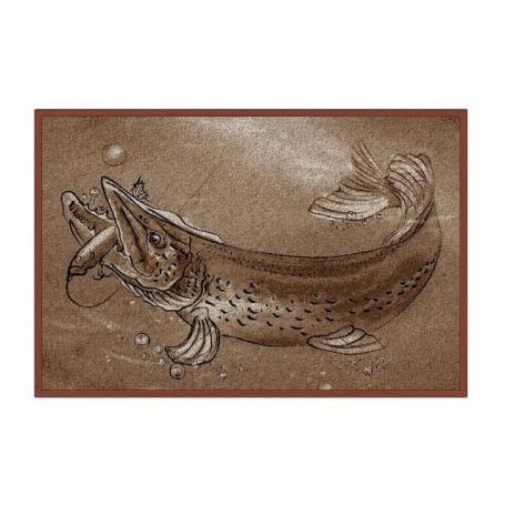 Delphin Retro Csuka Lábtörlő
