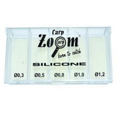 Carp Zoom Úszórögzítő Szilikon Szett