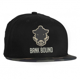 Prologic Bank Bound Flat Bill Sapka