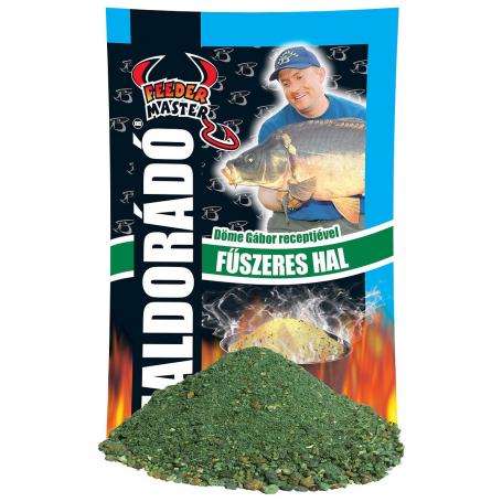 Haldorádó Fűszeres Hal Etetőanyag