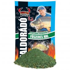 Haldorádó Etetőanyag - Fűszeres Hal