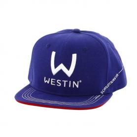 Westin Helmet Kék/Piros Sapka