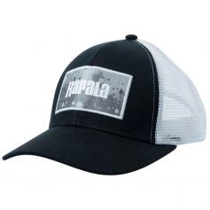 Rapala Splash Trucker Cap Fekete/Szürke