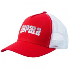 Rapala Splash Trucker Cap Piros