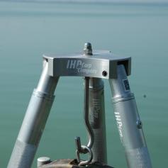 Átalakító adapter ICC medertapogató rúdhoz
