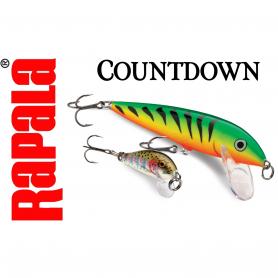 Rapala Countdown Wobbler CD03