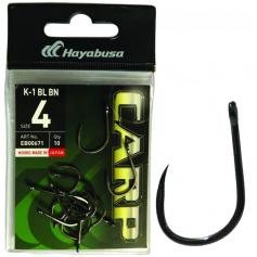 Hayabusa K1 BL szakáll nélküli bojlishorog