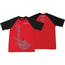 Quantum Specialist Piros-Fekete Póló