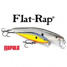 Rapala Flat Rap Wobbler FLR08