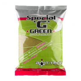 Bait-Tech Special G Green Etetőanyag