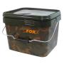 Fox terepmintás vödör