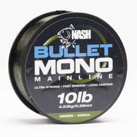 Nash Bullet Mono Monofil Főzsinór 1000m