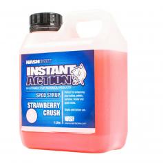 Nash Instant Action Spod Syrup - Strawberry Crush