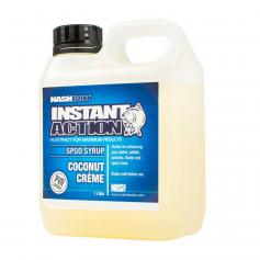 Nash Instant Action Spod Syrup - Coconut Creme