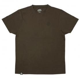 Fox Chunk Dark Khaki Classic T-Shirt Póló