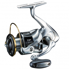 Shimano Twin Power Elsőfékes Orsó