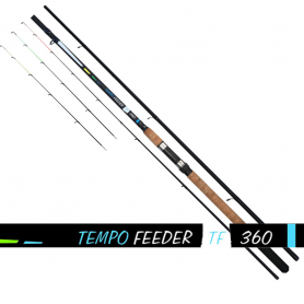 Carp Zoom Tempo Feeder Nagyhalas Feederbot
