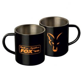 Fox Duplafalú Hőtartó Bögre