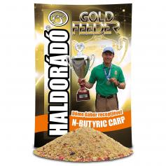 Haldorádó Gold Feeder N-Butyric Carp Etetőanyag