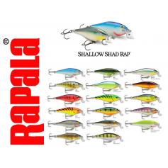 Rapala Shallow Shad Rap SSR05
