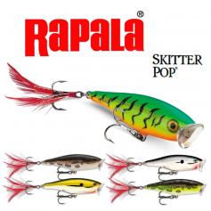 Rapala Skitter Pop Wobbler SP07