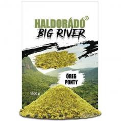 Haldorádó Big River Öreg Ponty Etetőanyag