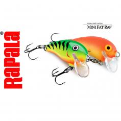 Rapala Mini Fat Rap Wobbler MFR03