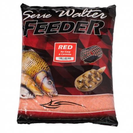 Serie Walter Feeder Red Etetőanyag