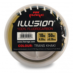 Fox Rage Illusion Fluorocarbon Előke