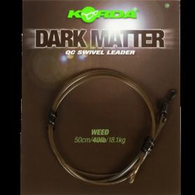 Korda Dark Matter QC Forgóval