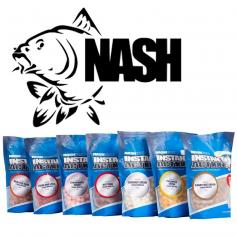 Nash Instant Action Strawberry Crush CSALIZÓ Bojli 200g