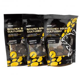 Nash Scopex Squid Cultured Hookbait Csalizó Bojli