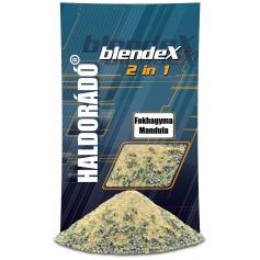 Haldorádó BlendeX 2in1 Etetőanyag Fokhagyma+Mandula