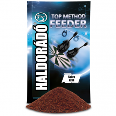 Haldorádó Top Method Feeder Etetőanyag - Spicy Krill